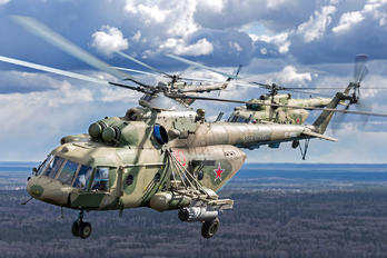 10 - Russia - Air Force Mil Mi-8MTV-5