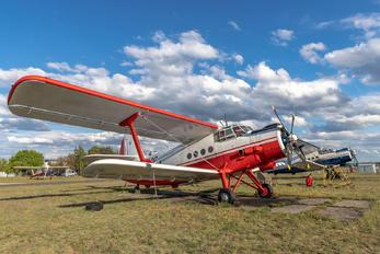 SP-AOC - Aeroklub Bydgoski Antonov An-2