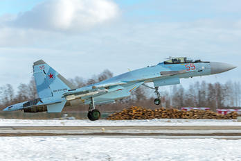 55 - Russia - Air Force Sukhoi Su-35S