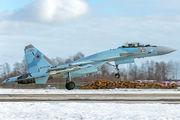 55 - Russia - Air Force Sukhoi Su-35S aircraft