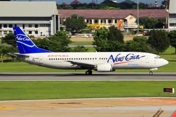 HS-NGD - Newgen Airways Boeing 737-4Q8