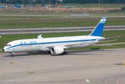 El Al Boeing 787-9 visited Zurich title=