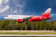 VQ-BAV - Rossiya Airbus A319 aircraft