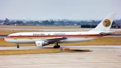 SU-GAC - Egyptair Airbus A300