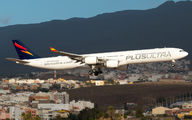 Plus Ultra A346 brought medical supplies to Gran Canaria title=