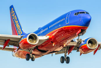 N226WN - Southwest Airlines Boeing 737-700