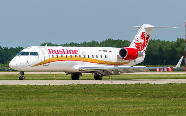 VP-BNM - Rusline Canadair CL-600 CRJ-100
