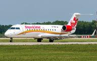 VP-BNM - Rusline Canadair CL-600 CRJ-100 aircraft