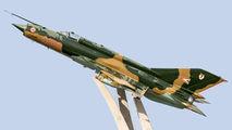 9606 - Hungary - Air Force Mikoyan-Gurevich MiG-21MF aircraft