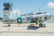 N7980C - Private North American Harvard/Texan (AT-6, 16, SNJ series) aircraft
