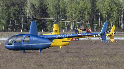 SP-OXY - Private Robinson R-44 RAVEN II