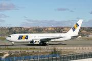 PR-BRV - BRA Transportes Aereos Boeing 767-200ER aircraft