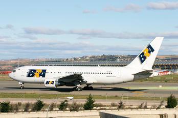 PR-BRV - BRA Transportes Aereos Boeing 767-200ER