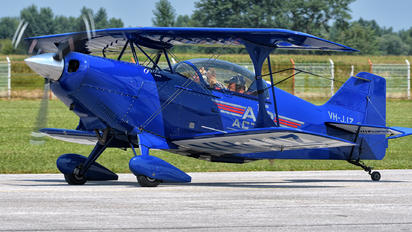 VH-JJZ - Private Pitts S-2C Special