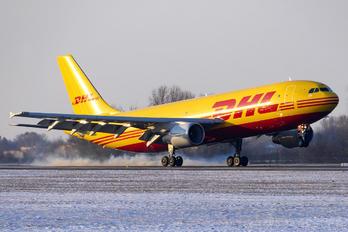 EI-DGU - ASL Airlines Airbus A300F