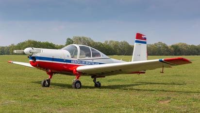 OM-MMK - Aeroklub Bratislava Orličan L-40 Meta Sokol