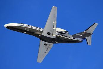 D-CSCA - Silver Cloud Air Cessna 525B Citation CJ3