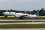 N667UA - United Airlines Boeing 767-300ER aircraft