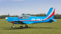 OM-PNJ - Private Zlín Aircraft Z-142 aircraft