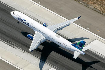 N934JB - JetBlue Airways Airbus A321