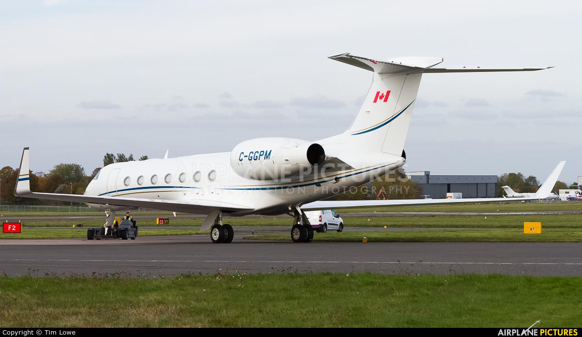 Private C-GGPM aircraft at Biggin Hill
