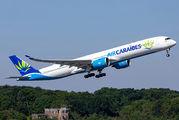 F-HMIL - Air Caraibes Airbus A350-1000 aircraft