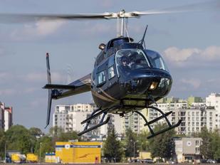 SP-OLU - Private Bell 206B Jetranger III