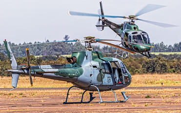 8760 - Brazil - Air Force Helibras HB-350B Esquilo