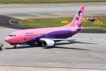 HS-BRV - Siam Air Boeing 737-300