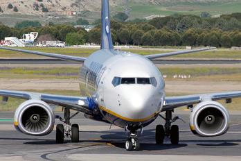 EI-GJE - Ryanair Boeing 737-8AS
