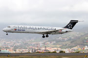 EC-KJE - Spanair McDonnell Douglas MD-87 aircraft