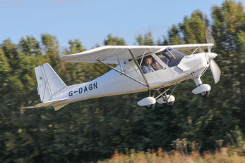 G-DAGN - Dragon Wings Microlights Ikarus (Comco) C42