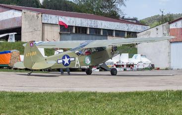 SP-AFY - Private Piper L-4 Cub