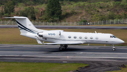 N154G - Private Gulfstream Aerospace G-IV,  G-IV-SP, G-IV-X, G300, G350, G400, G450