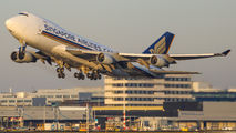 9V-SFP - Singapore Airlines Cargo Boeing 747-400F, ERF aircraft