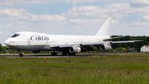 4LGEO - Geo-Sky Boeing 747-200SF aircraft