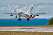40 - Russia - Air Force Sukhoi Su-24M aircraft