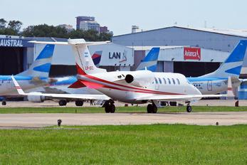 LV-BXD - Argentina - Government Learjet 45