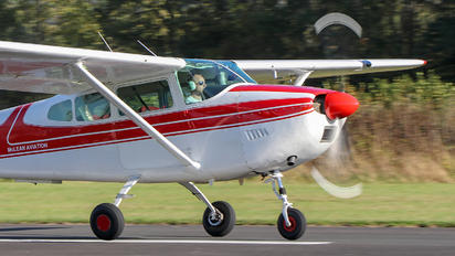 G-ARAW - Private Cessna 182 Skylane (all models except RG)