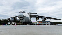 EW-412TH - Ruby Star Air Enterprise Ilyushin Il-76 (all models) aircraft