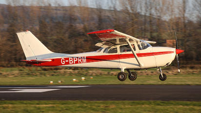 G-BPRM - Private Cessna 172 Skyhawk (all models except RG)