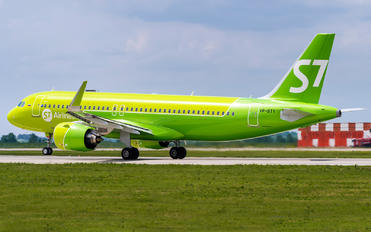 VP-BTY - S7 Airlines Airbus A320 NEO