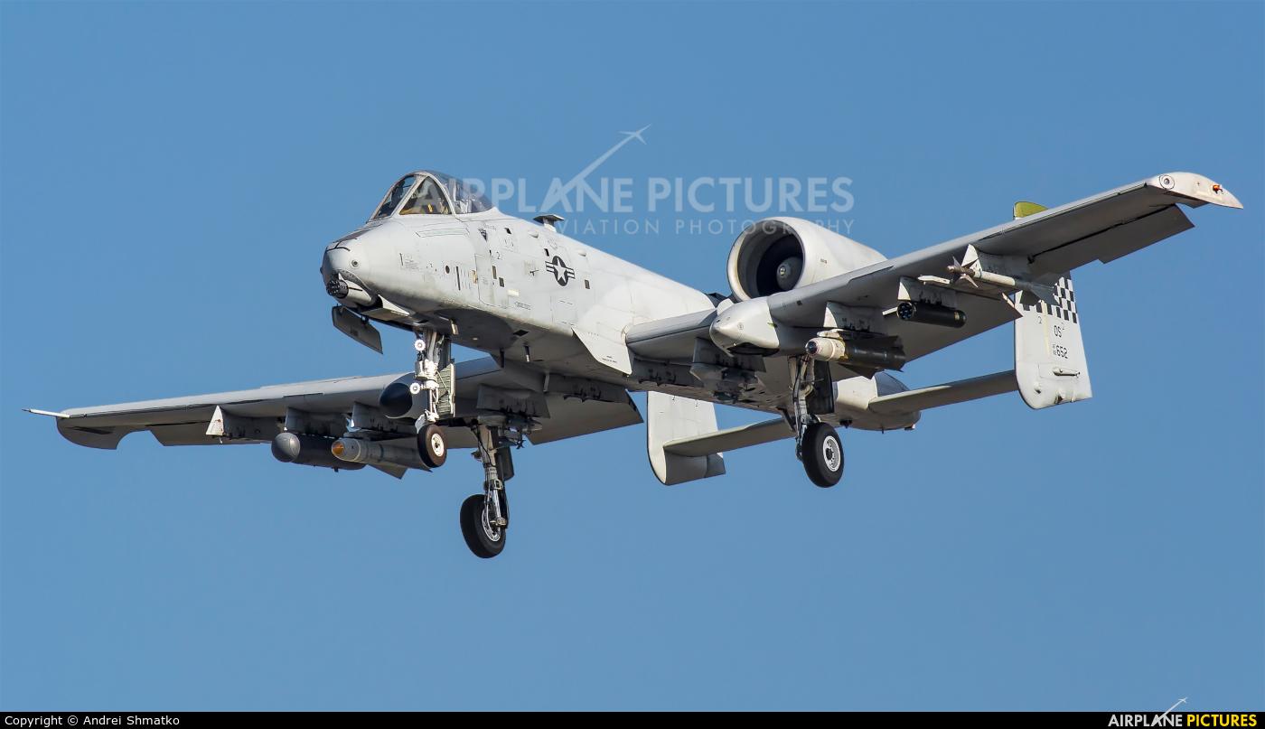 USA - Air Force 82-0652 aircraft at Osan AB