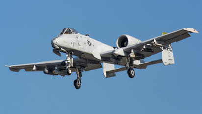 82-0652 - USA - Air Force Fairchild A-10 Thunderbolt II (all models)