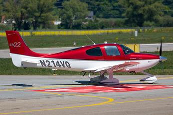 N214VQ - Private Cirrus SR-22 -GTS