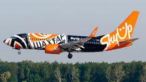 SkyUp B737 visited Dusseldorf title=