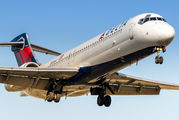 N935AT - Delta Air Lines Boeing 717 aircraft