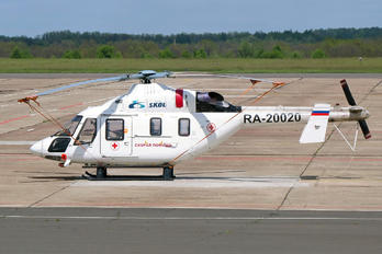RA-20020 - Private Kazan helicopters Ansat