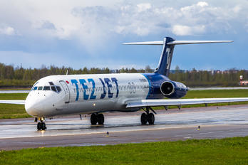 EX-80003 - TezJet Air Company McDonnell Douglas MD-83