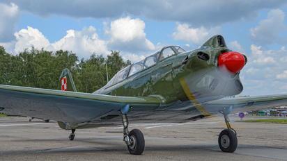 SP-YYY - Museum of Polish Aviation Yakovlev Yak-18